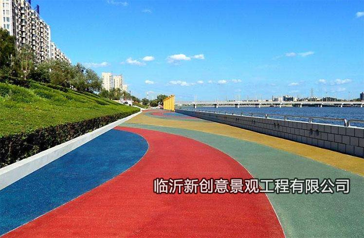彩色沥青1