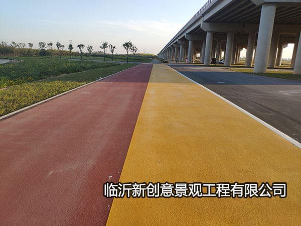 mma彩色防滑路面